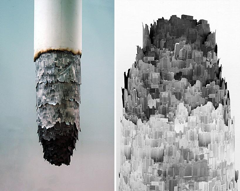 タバコ汚染