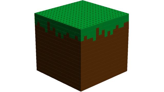 LEGO CUUSOO Minecraft