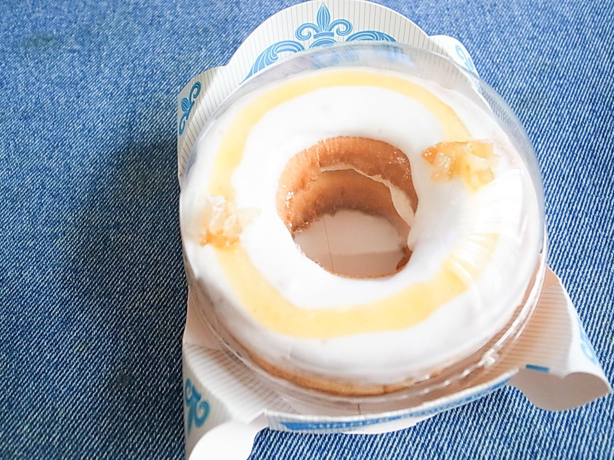 これはドーナツではなくてケーキだ!ミスドの「ミスターサマードーナツ」