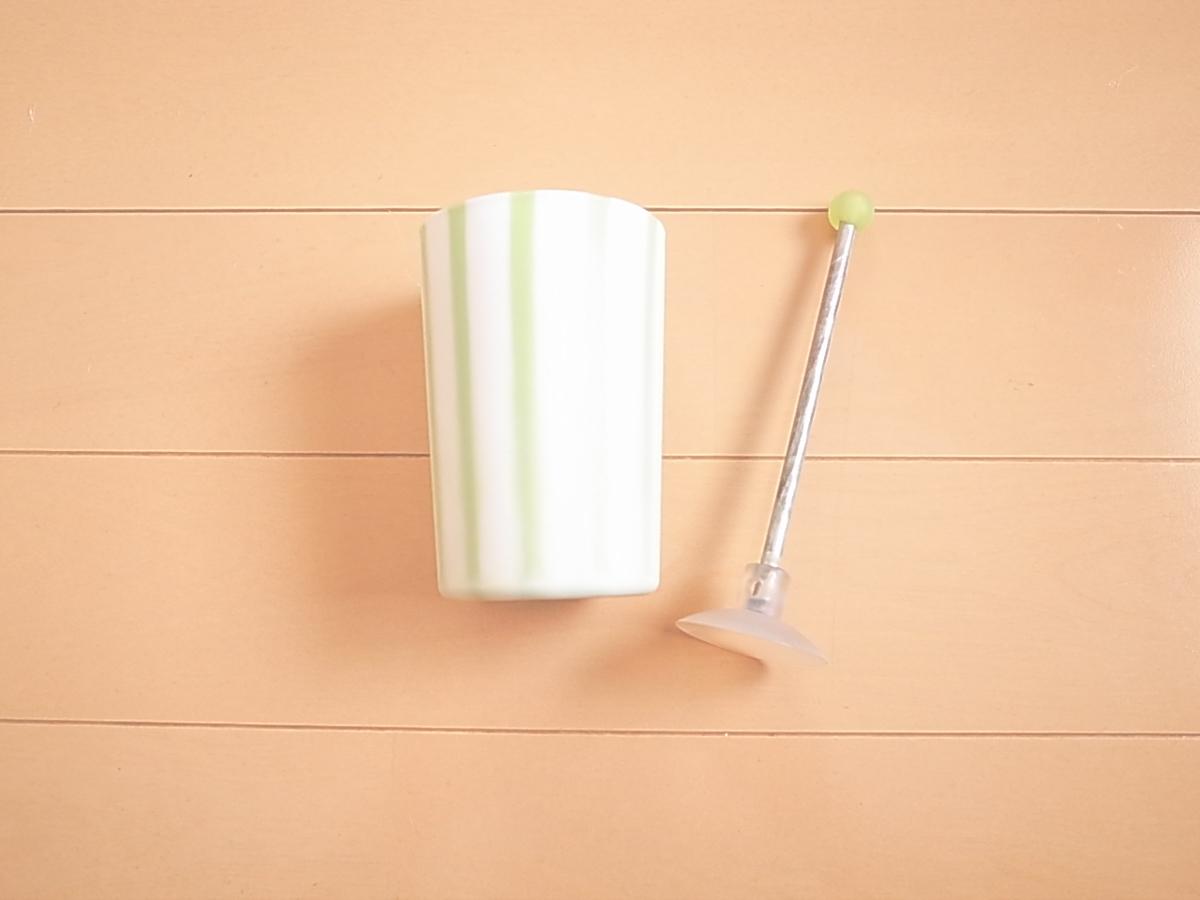 衛生的な歯磨き用コップならマーナの「歯磨きコップ」がオススメ