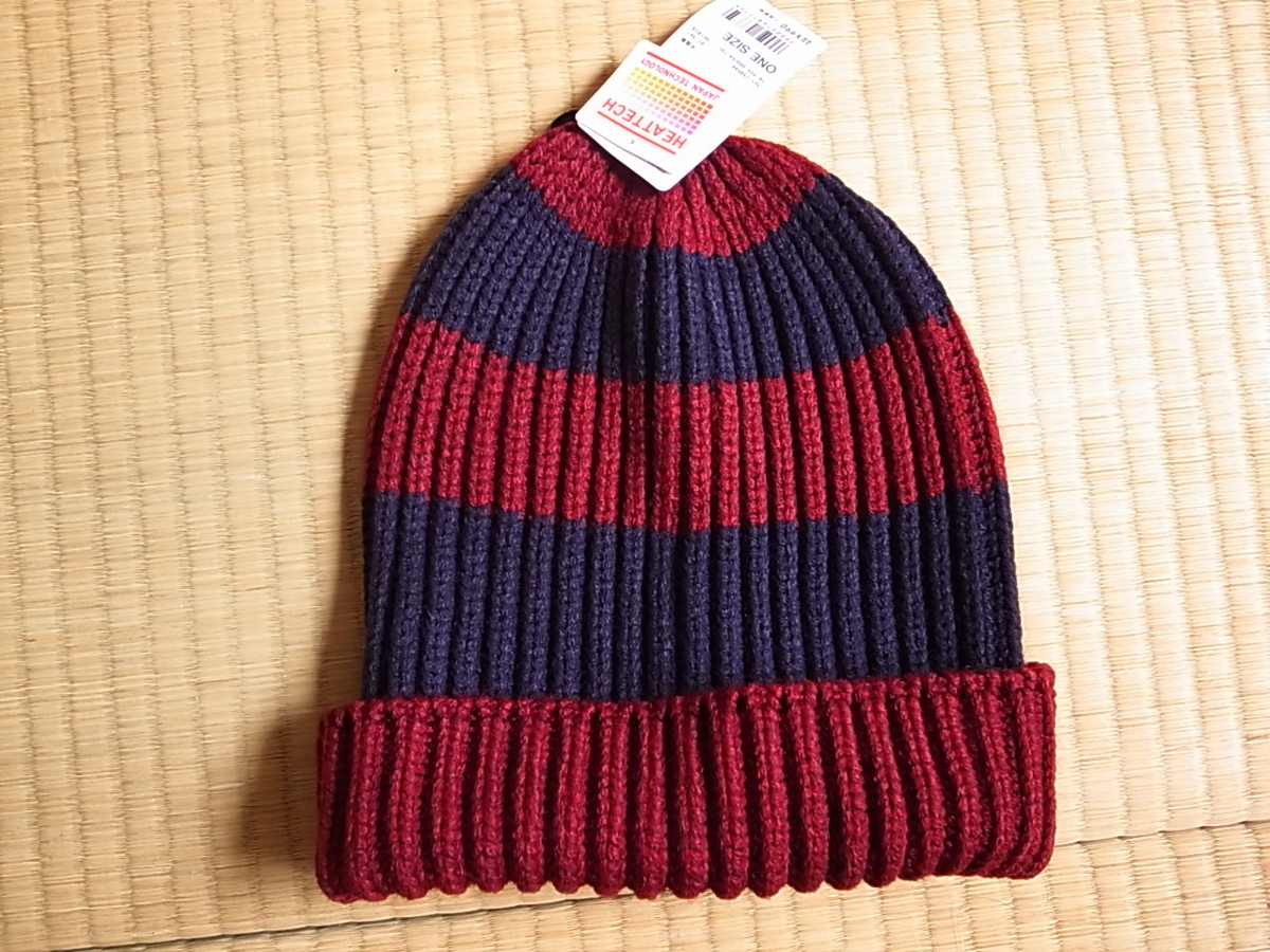 Uniqlo knit cap 1