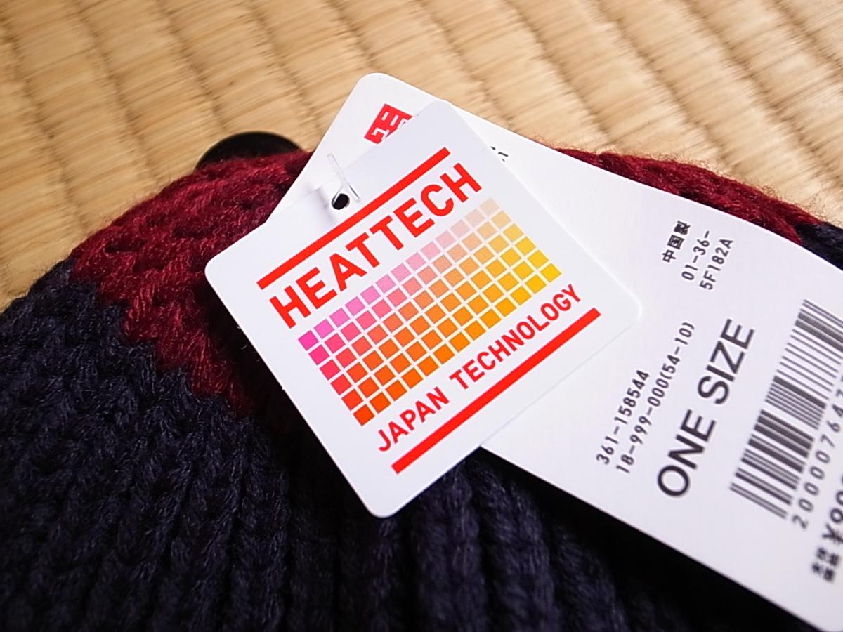 Uniqlo knit cap 2