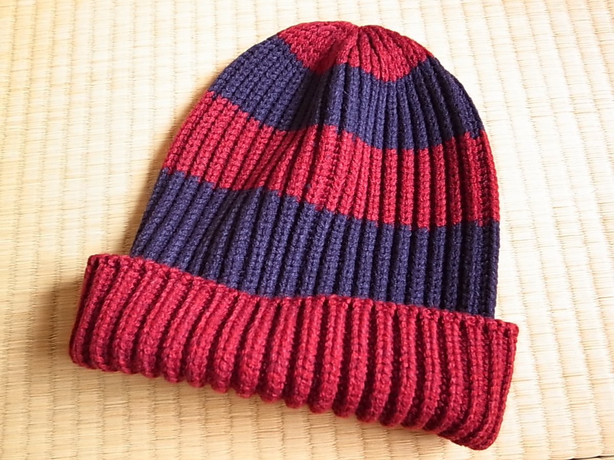 Uniqlo knit cap 3