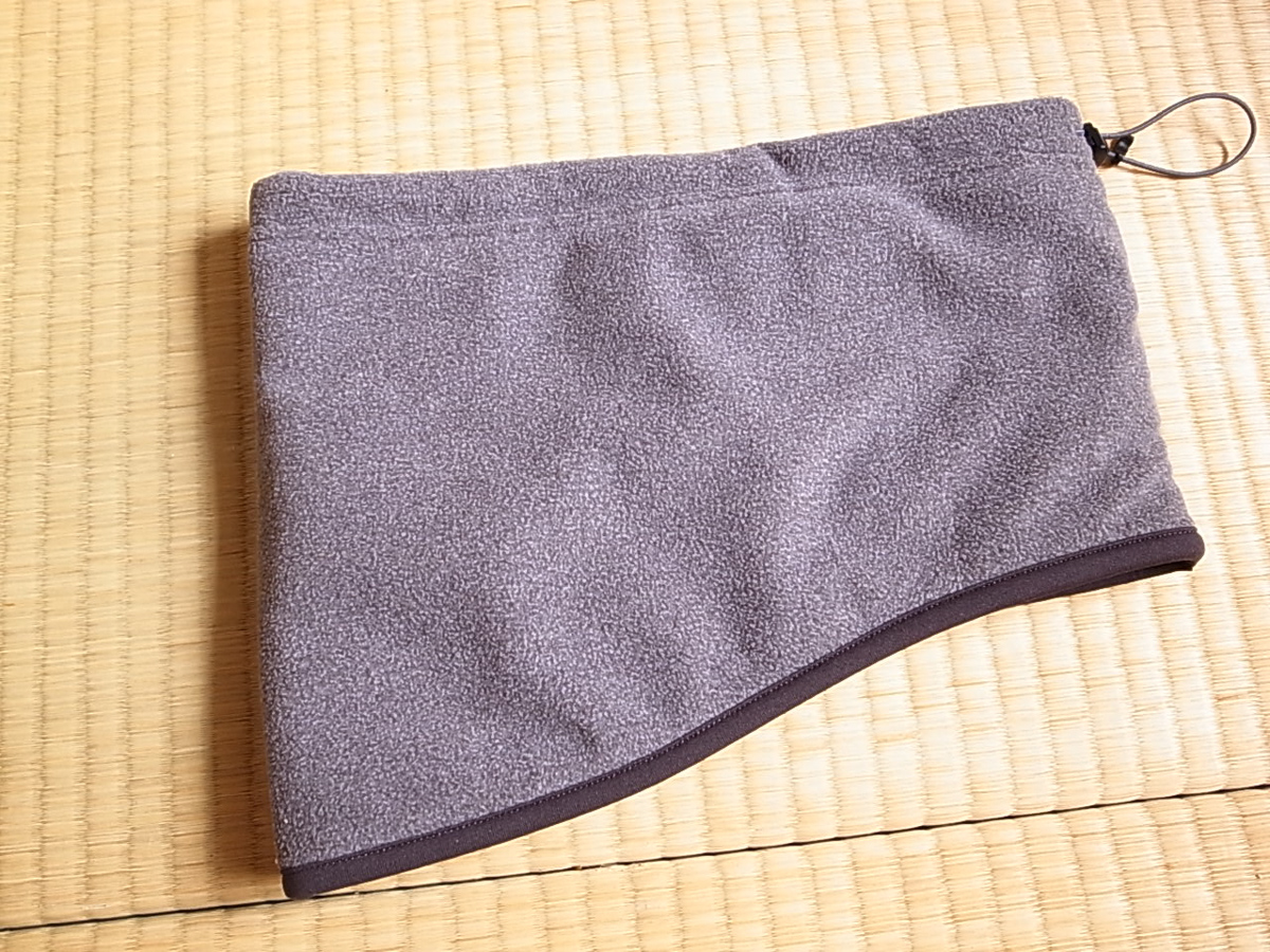 Uniqlo neck warmer 5
