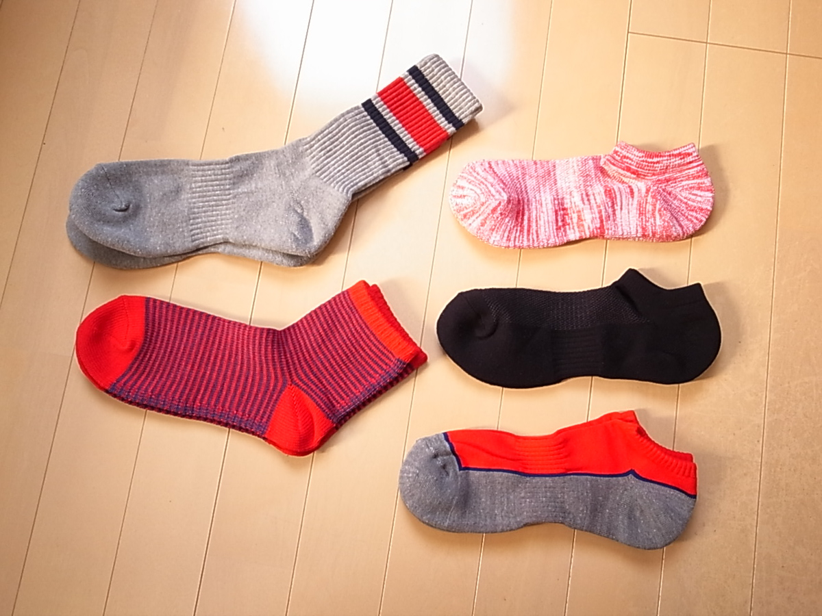 Uniqlo socks 1