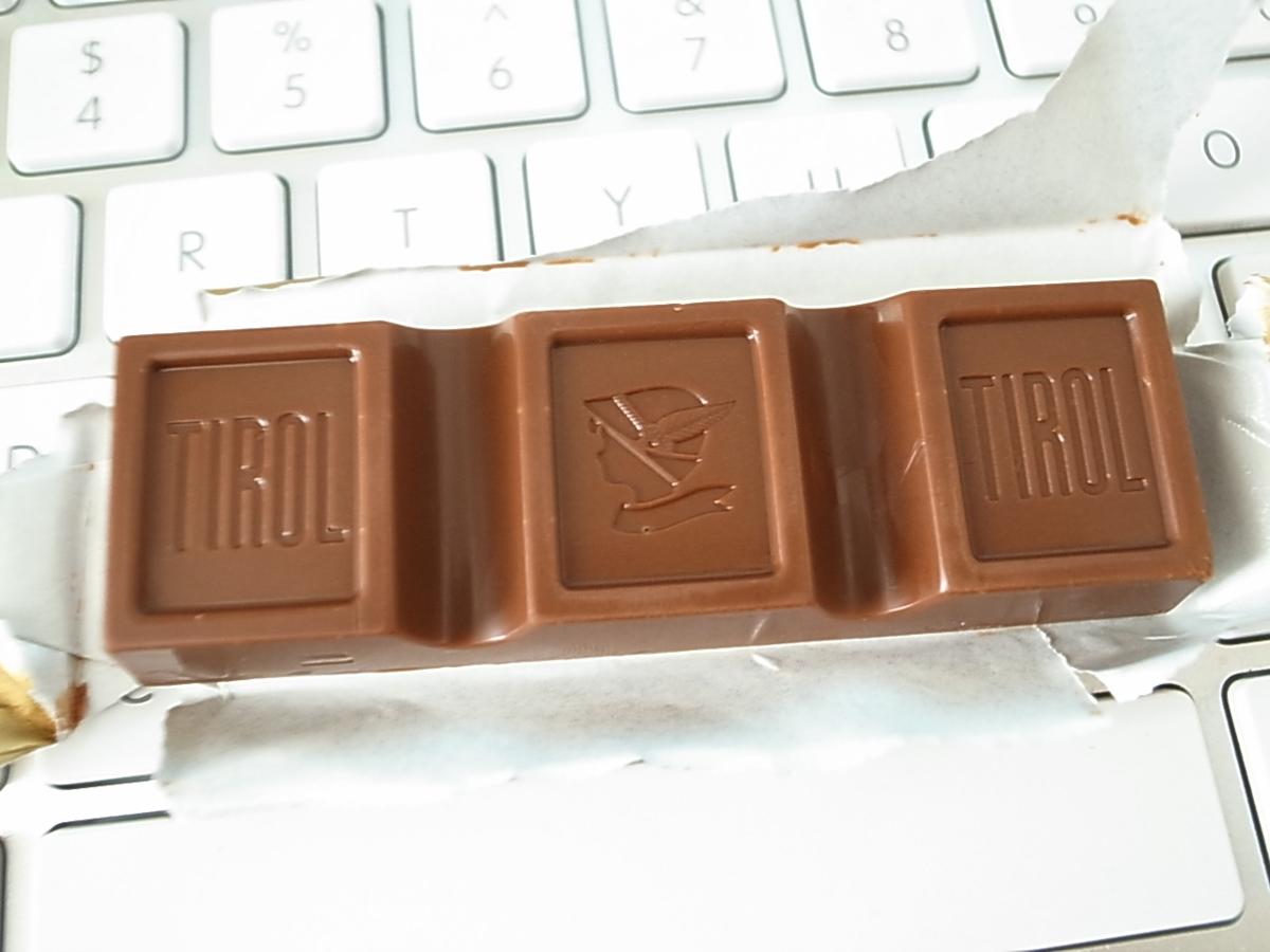 Tirol chocolate milk nougat 5