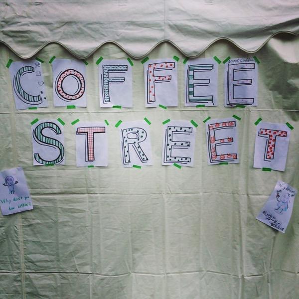 コーヒー好きのためのイベント「春風 × Coffee Street 2016」でアウトドアコーヒー♪