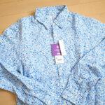 【UNIQLO】英国リバティのフラワープリントが良い!UNIQLOのLIBERTYコラボシャツ