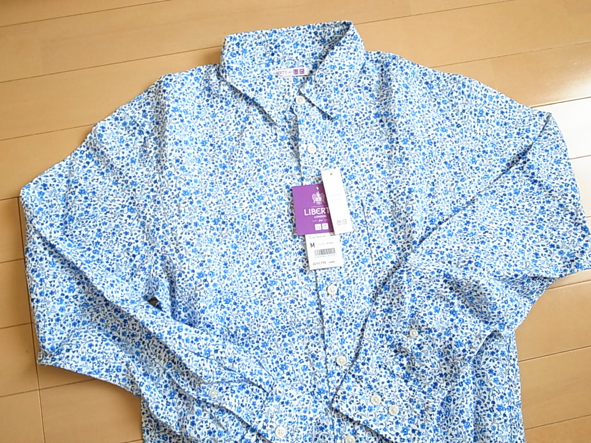 Uniqlo liberty 1
