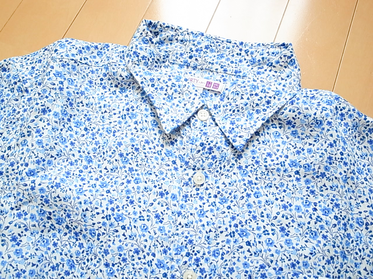 Uniqlo liberty 5
