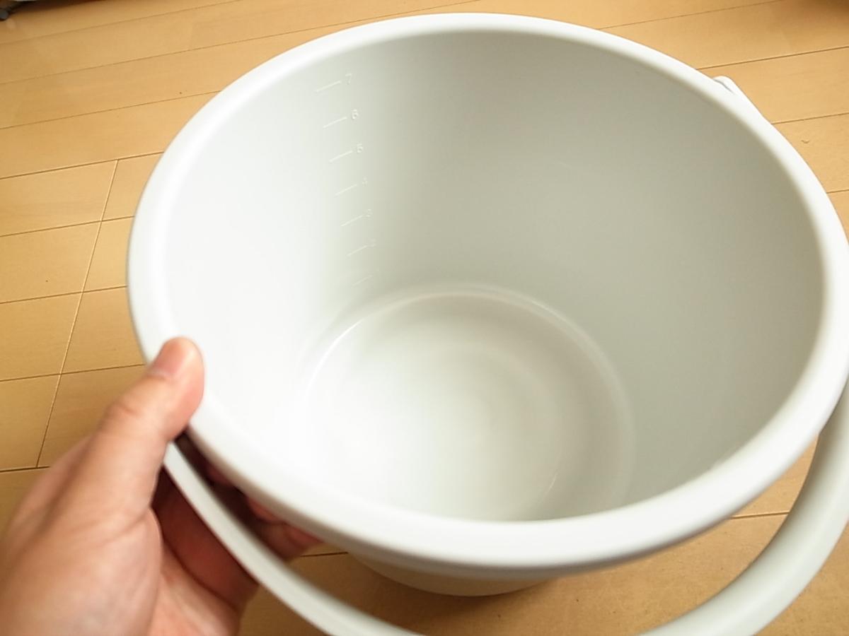 Muji bucket 6