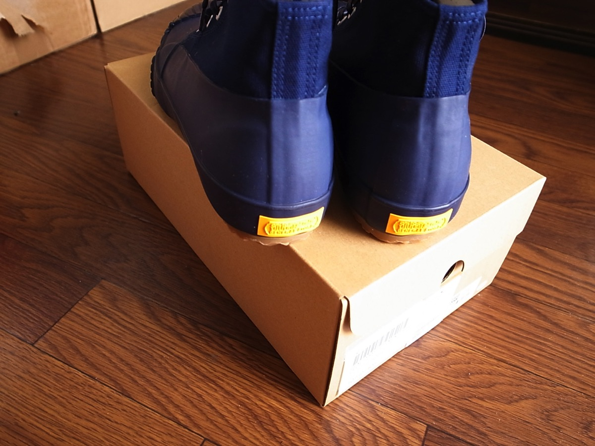 By gs rain shoes 10