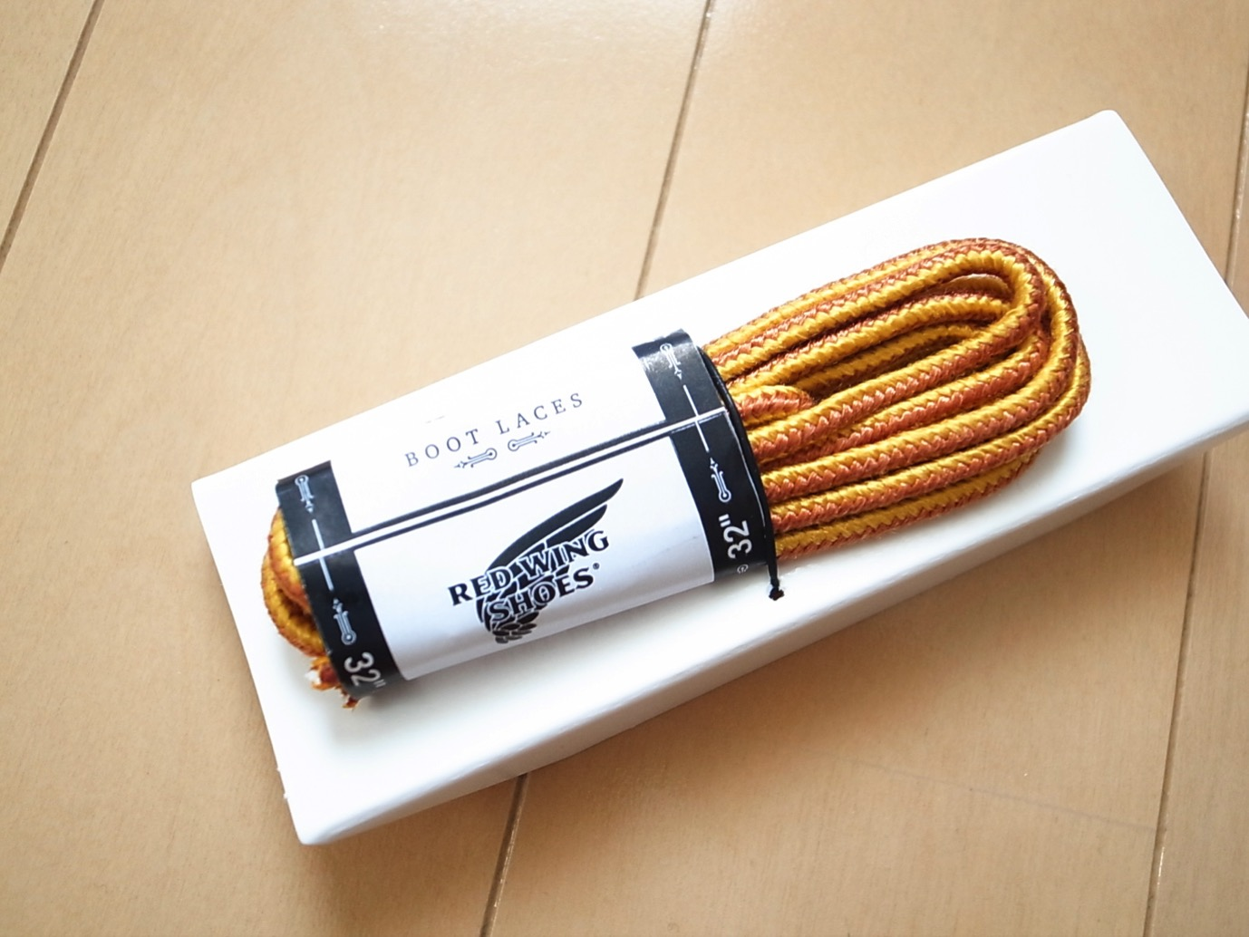 Redwing boot laces 4