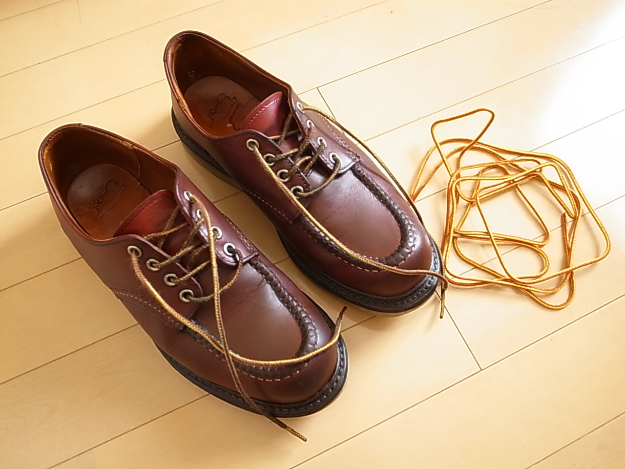 Redwing boot laces 5