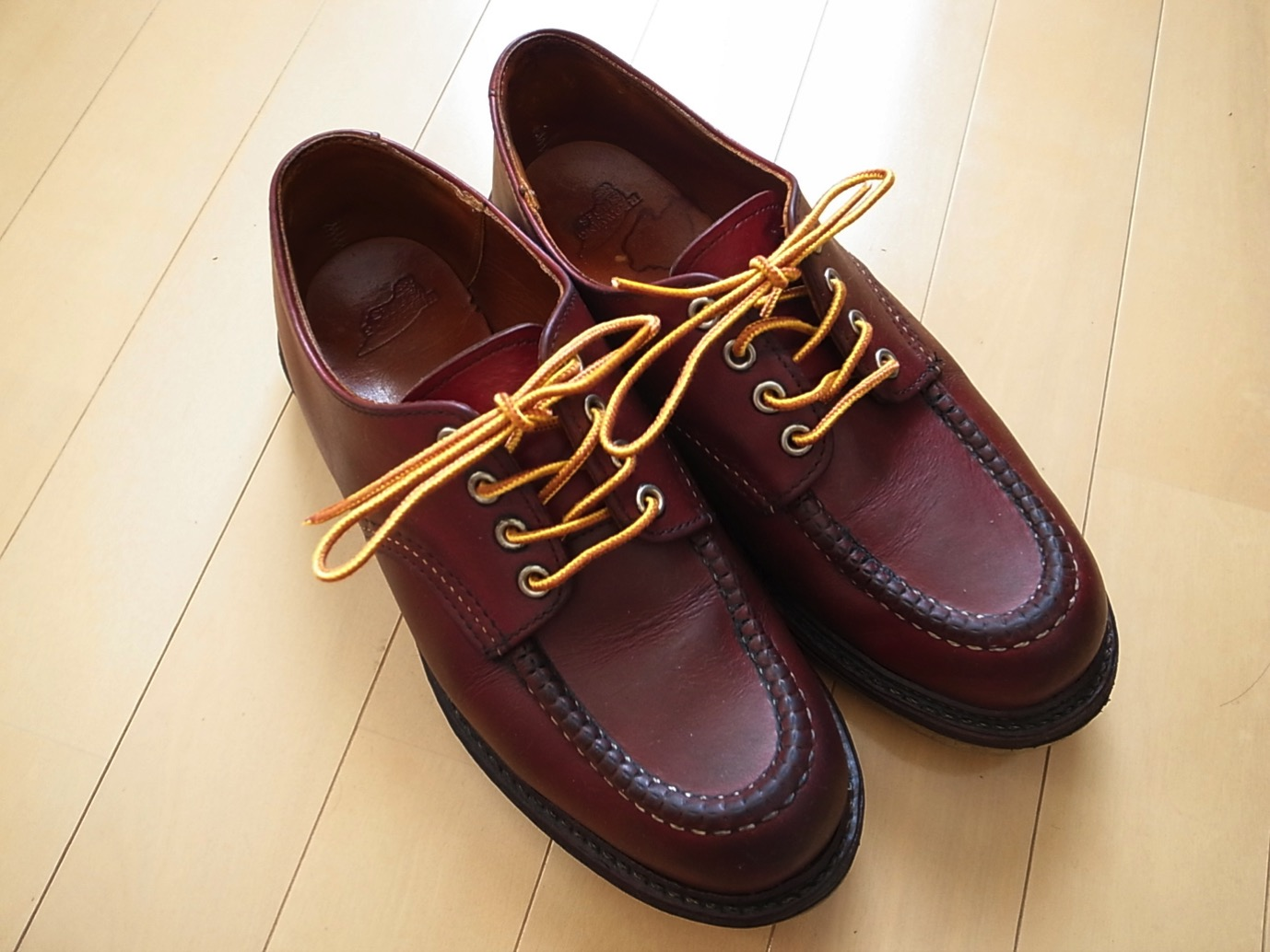 Redwing boot laces 6