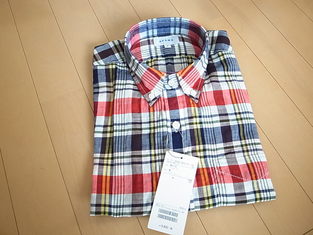 Beams men shirts 1