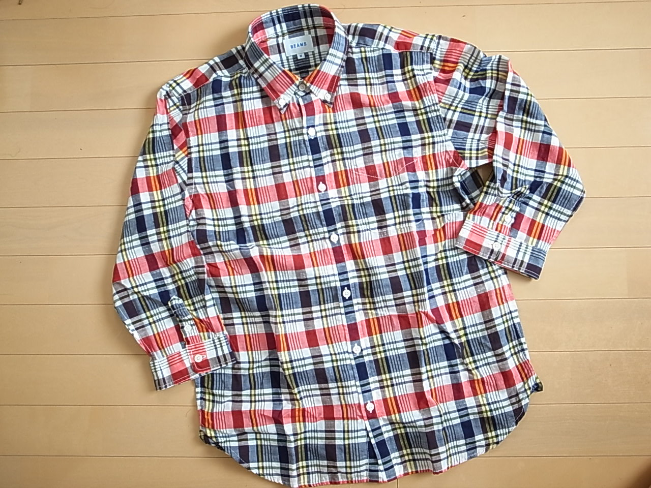 Beams men shirts 2