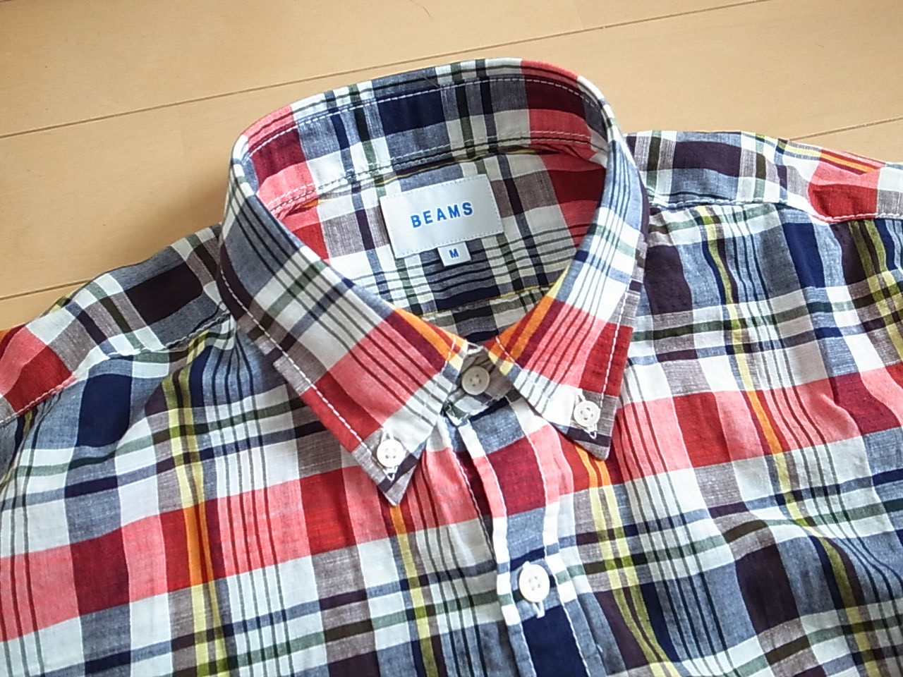 Beams men shirts 3