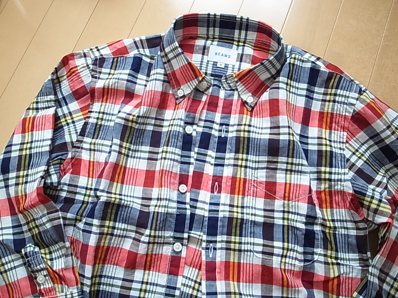 Beams men shirts 6