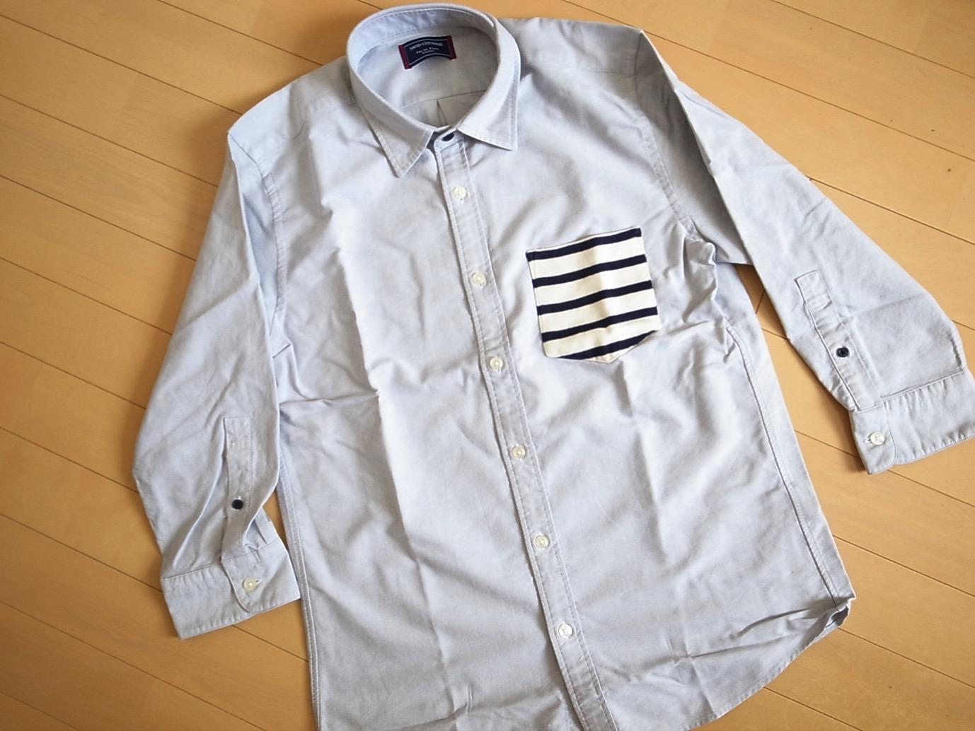 Nanouniverse pk shirt 7s 1