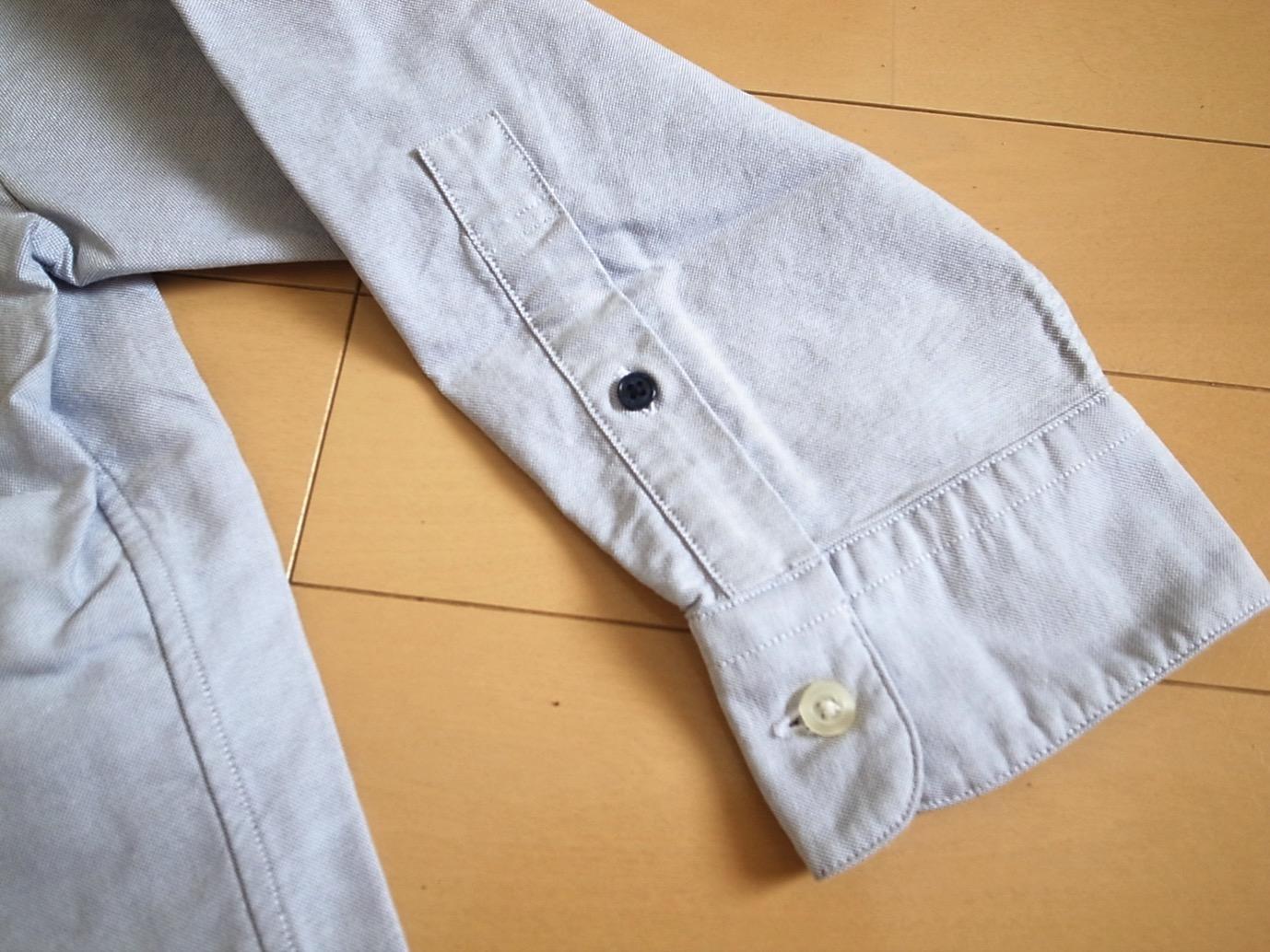 Nanouniverse pk shirt 7s 5
