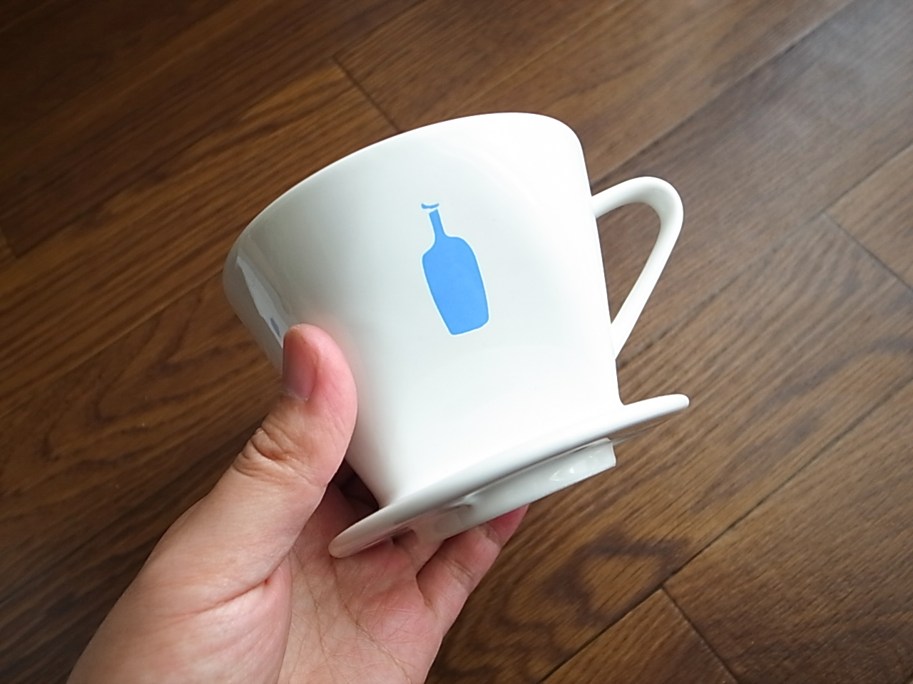 Bluebottlecoffee dripper 1