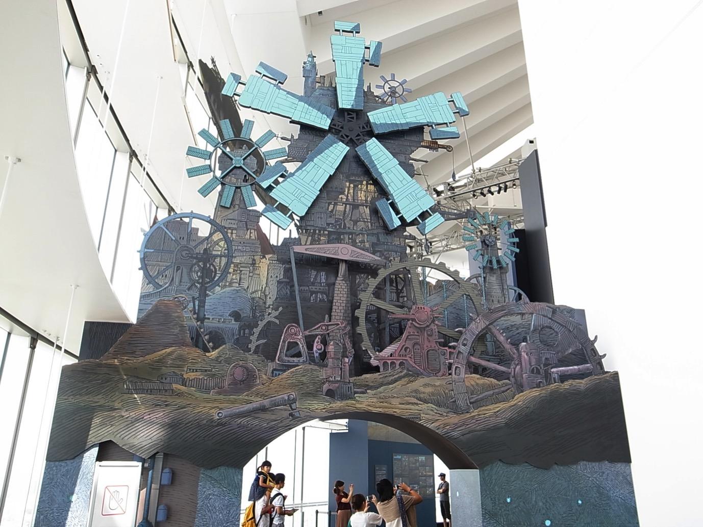 Ghibli expo 6