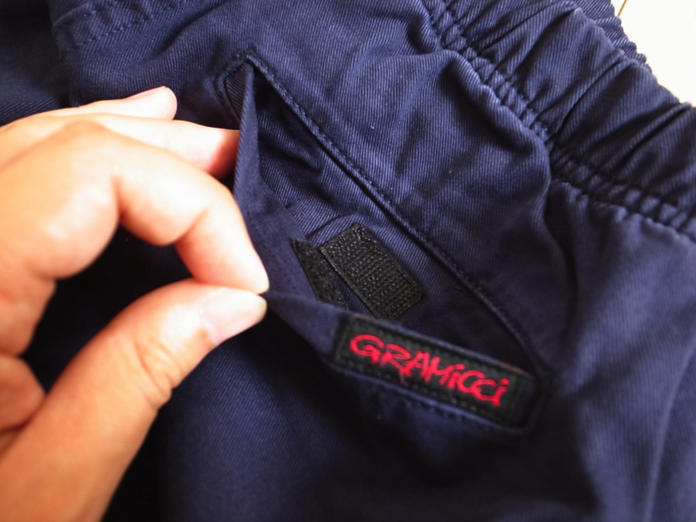Gramicci 3 4 length pants 4