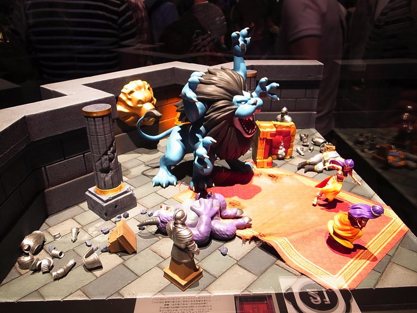 Dragon quest museum 19
