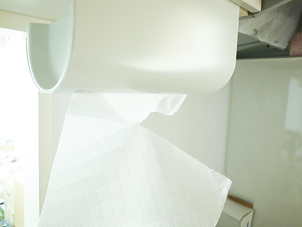 Kitchen paper hanger 9