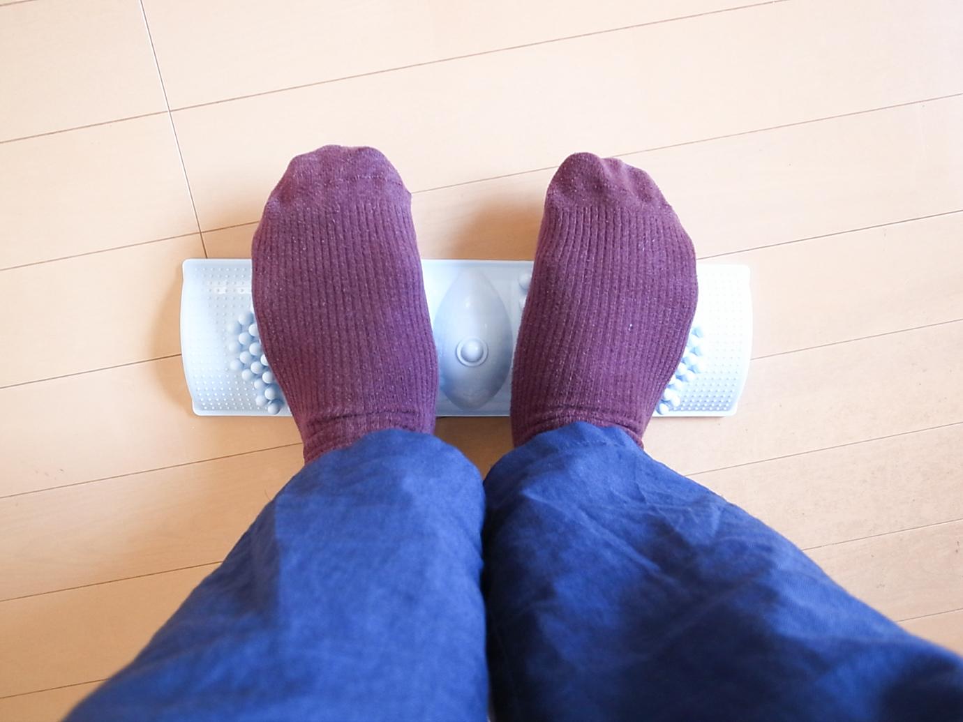 ダイソーの青竹踏みで足底筋膜炎に効果あった!