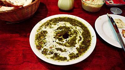 ギリシャ料理1
